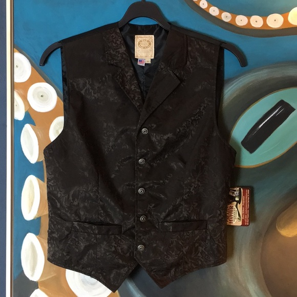 Wah Maker USA Other - Scully Silk Waistcoat